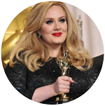 Adele feeling stressed and overwhelmed at overnight success
