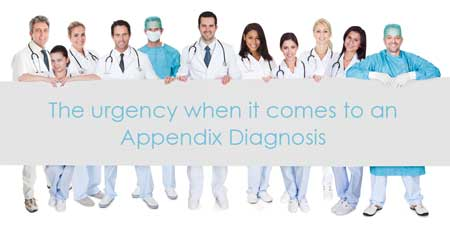 Dealing with appendicitis and knowing when to operate are key