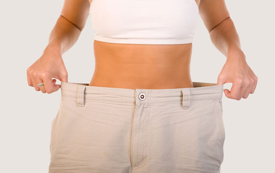 Big pants weight loss comfort eating