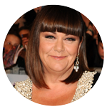Dawn French what you say to yourself
