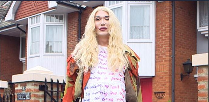 the fame game, pete burns, plastic surgery going horribly wrong