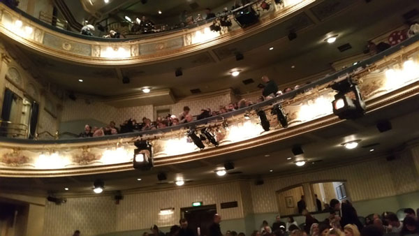 wyndham theatre don juan in soho